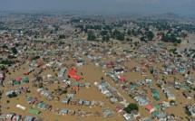 Inondations en Somalie: une population submergée